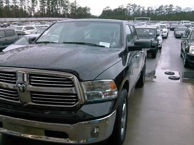 Used RAM 1500 2017 MIAMI Slt Big Horn