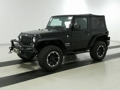 Used JEEP WRANGLER 2014 HOLLYWOOD SPORT