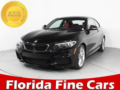 Used BMW 2 SERIES 2015 MIAMI 228i M Sport