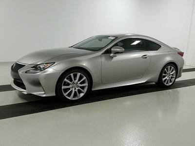 Used LEXUS RC 350 2015 MIAMI