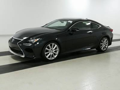 Used LEXUS RC 350 2015 HOLLYWOOD