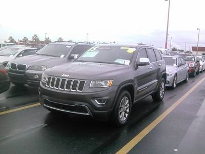 Used JEEP GRAND CHEROKEE 2015 HOLLYWOOD LIMITED