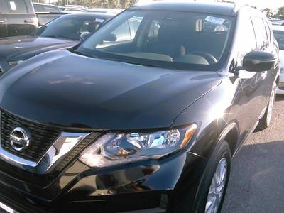 Used NISSAN ROGUE 2017 HOLLYWOOD Sv