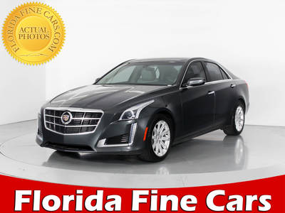 Used CADILLAC CTS 2014 WEST PALM STANDARD