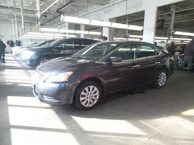 Used NISSAN SENTRA 2014 WEST PALM S