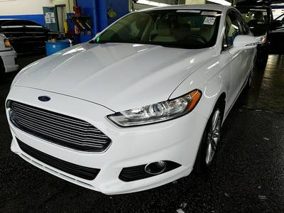 Used FORD FUSION 2013 MIAMI SE