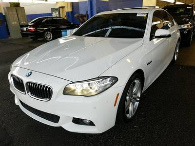 Used BMW 5 SERIES 2015 MIAMI 535i M Sport