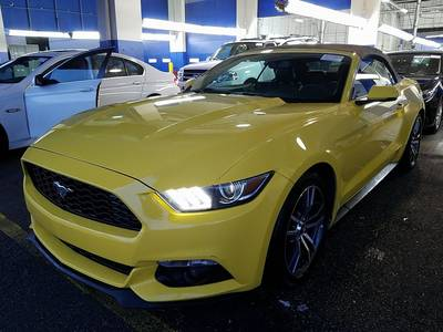 Used FORD MUSTANG 2016 MIAMI Ecoboost Premium
