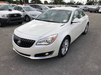 Used BUICK REGAL 2014 MIAMI LEATHER