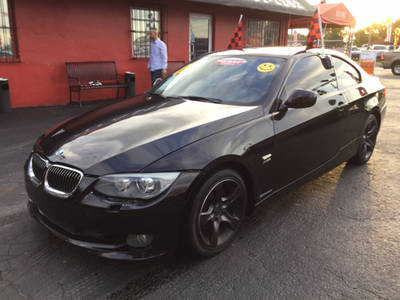 Used BMW 3-SERIES 2011 MIAMI 328I XDRIVE COUPE
