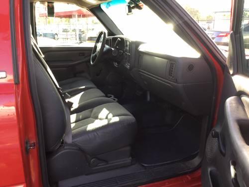 2003 CHEVROLET SILVERADO 1500, LS LONG BED 2WD