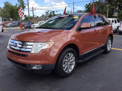 Used FORD EDGE 2007 MIAMI SEL PLUS