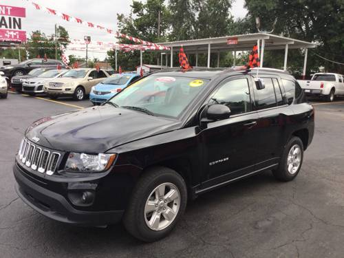 2014 JEEP COMPASS, SPORT