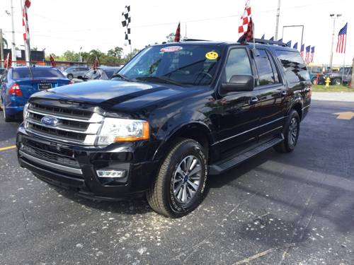 2017 FORD EXPEDITION EL, XLT; KING RANCH