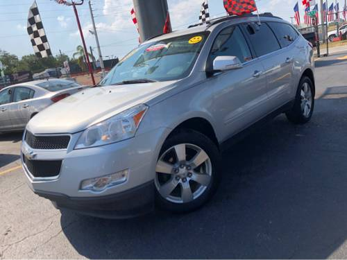 2012 CHEVROLET TRAVERSE, 1LT