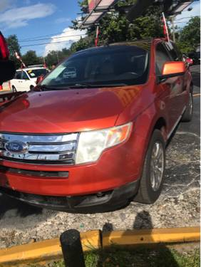 2008 FORD EDGE, LIMITED