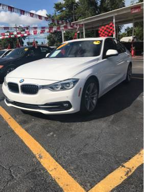 2016 BMW 3 SERIES, 328I