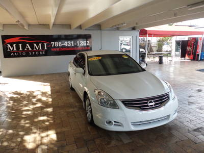 Used NISSAN ALTIMA 2012 MIAMI