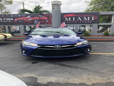 Used TOYOTA CAMRY 2015 MIAMI