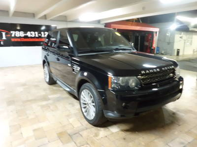 Used LAND-ROVER RANGE-ROVER-SPORT 2013 MIAMI Sport