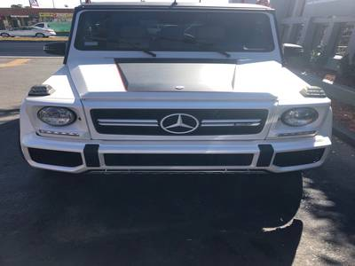 Used MERCEDES-BENZ G-CLASS 2002 MIAMI G500