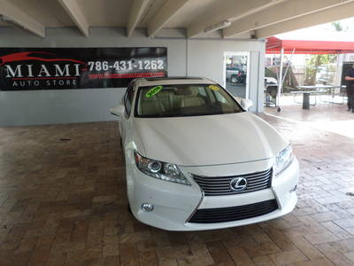 Used LEXUS ES-350 2015 MIAMI BASE
