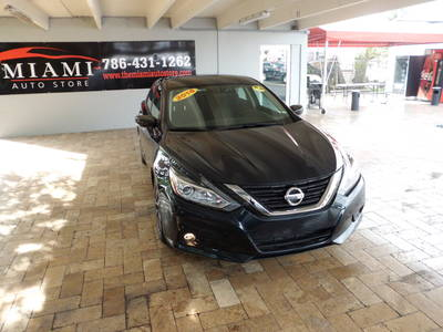 Used NISSAN ALTIMA 2018 MIAMI