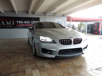 Used BMW 6-SERIES 2013 MIAMI 650I GRAN COUPE