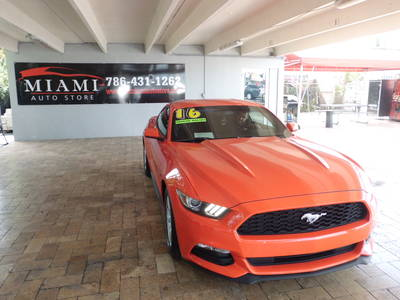 Used FORD MUSTANG 2016 MIAMI BASE