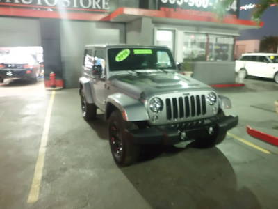 Used JEEP WRANGLER 2015 MIAMI SAHARA