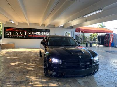 Used DODGE CHARGER 2008 MIAMI SRT-8