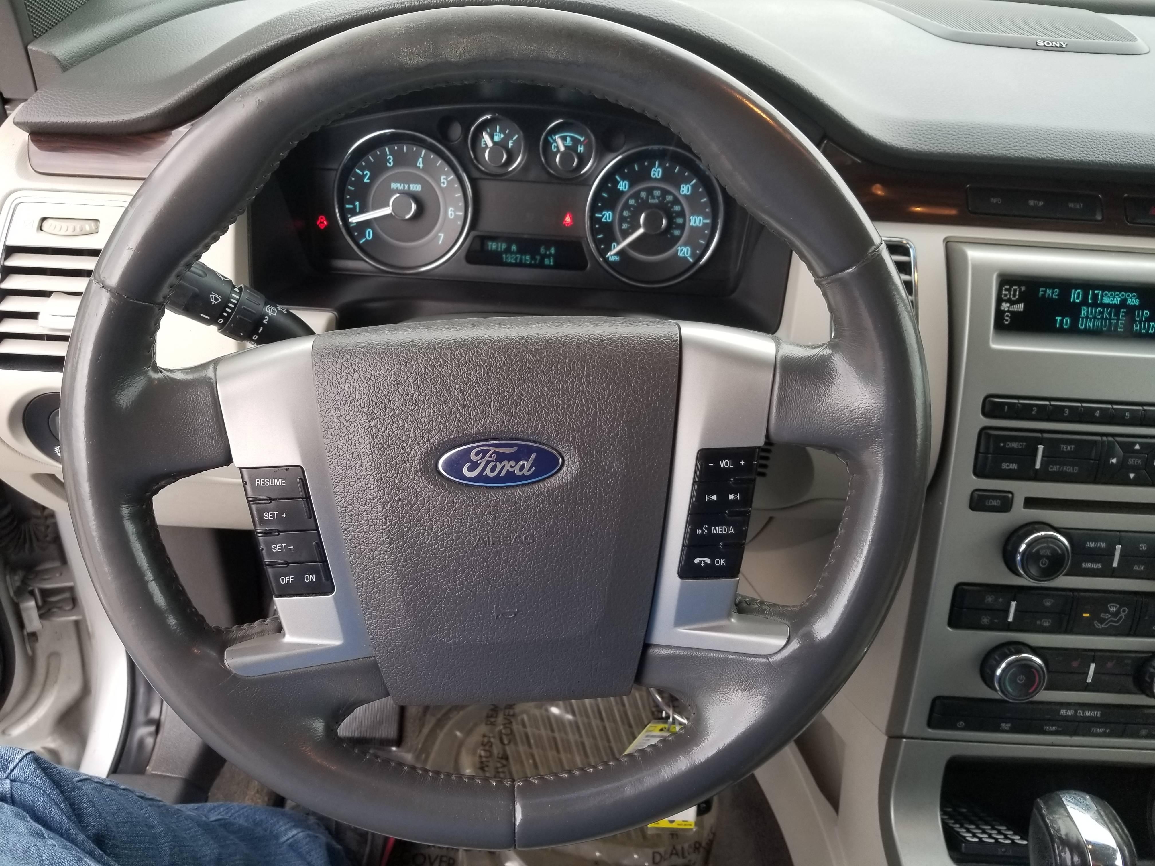 used vehicle - SUV Ford Flex 2011