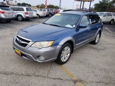 Used SUBARU OUTBACK 2009 KILLEEN LTD