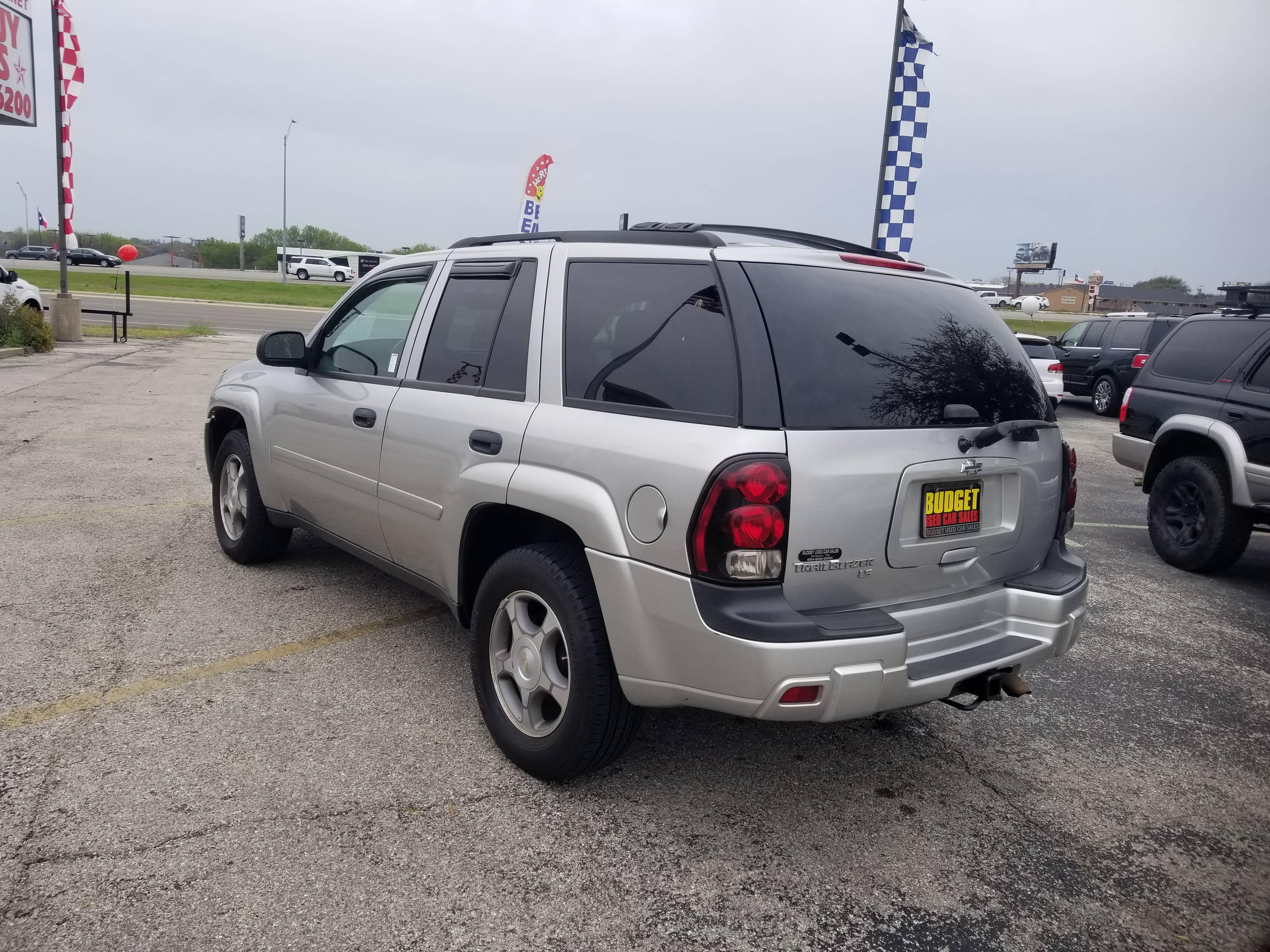 used vehicle - SUV Chevrolet TrailBlazer 2008