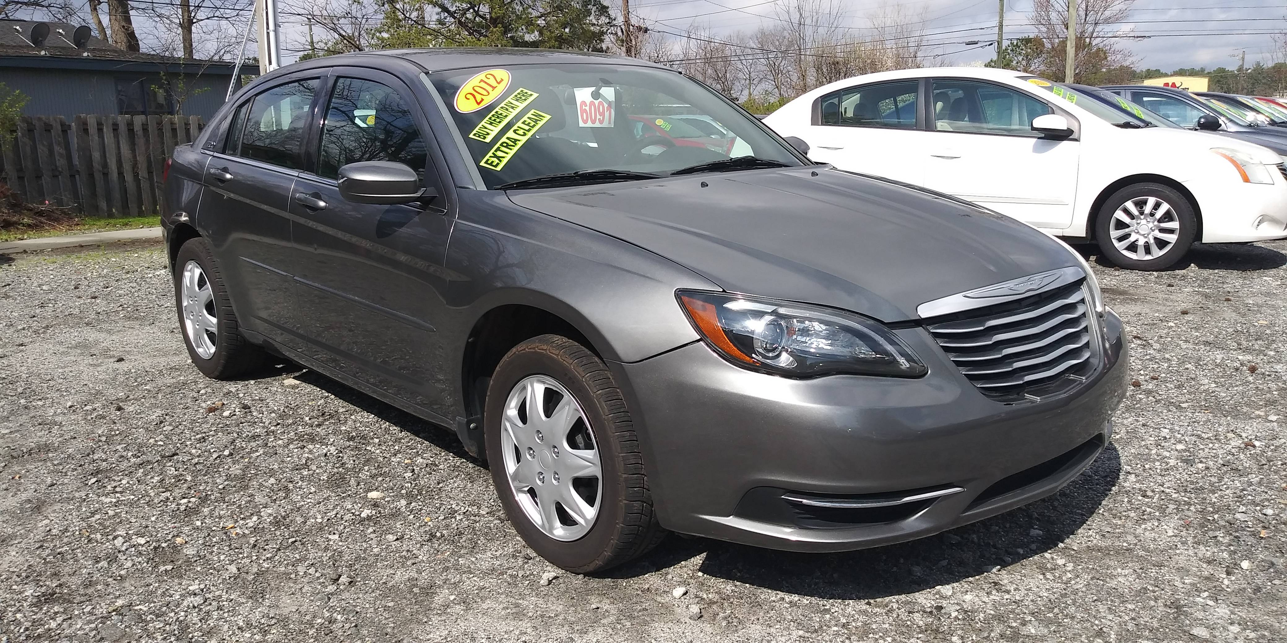 Used CHRYSLER 200 2012 MASTERCARS AUTO SALES LX