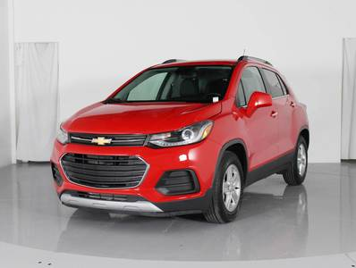 Used CHEVROLET TRAX 2018 MARGATE 1LT