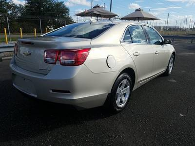 Used CHEVROLET MALIBU-LIMITED 2016 MARGATE LT (1LT)