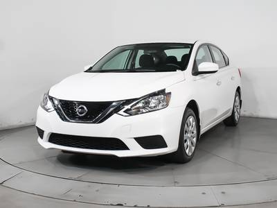 Used NISSAN SENTRA 2016 HOLLYWOOD S