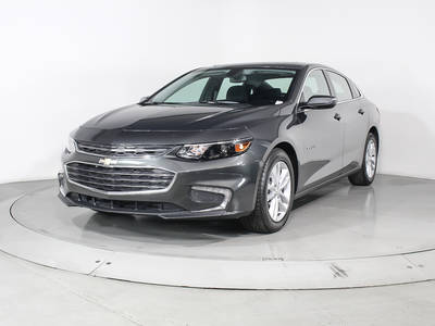 Used CHEVROLET MALIBU 2018 MARGATE Lt1