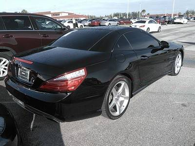 Used MERCEDES-BENZ SL-CLASS 2013 WEST PALM SL550