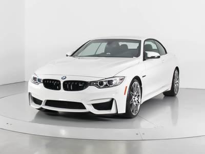 Used BMW M4 2017 WEST PALM
