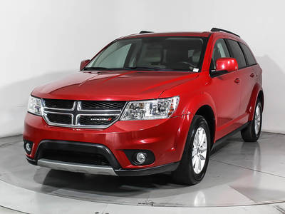 Used DODGE JOURNEY 2015 MIAMI CREW