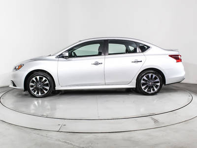Used NISSAN SENTRA 2016 HOLLYWOOD Sr