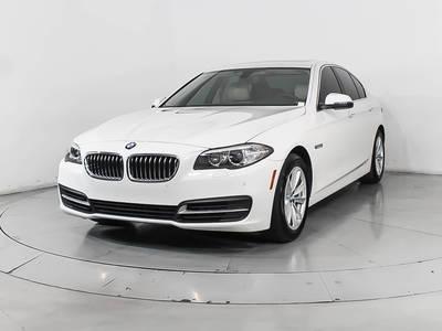 Used BMW 5-SERIES 2014 MARGATE 528I