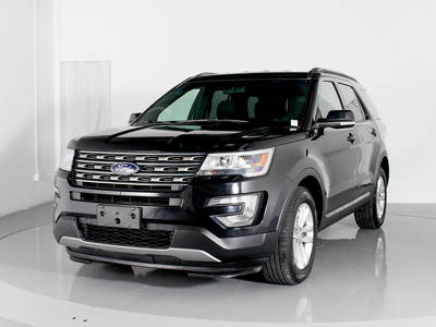 Used FORD EXPLORER 2017 WEST PALM XLT ECOBOOST