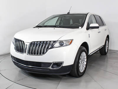 Used LINCOLN MKX 2012 MARGATE
