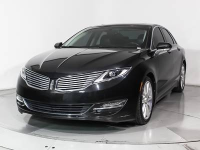 Used LINCOLN MKZ 2013 HOLLYWOOD 2.0t Ecoboost