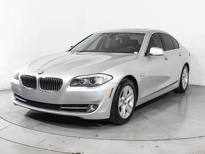 Used BMW 5-SERIES 2013 HOLLYWOOD 528I XDRIVE