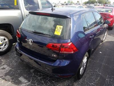 Used VOLKSWAGEN GOLF 2015 MIAMI S