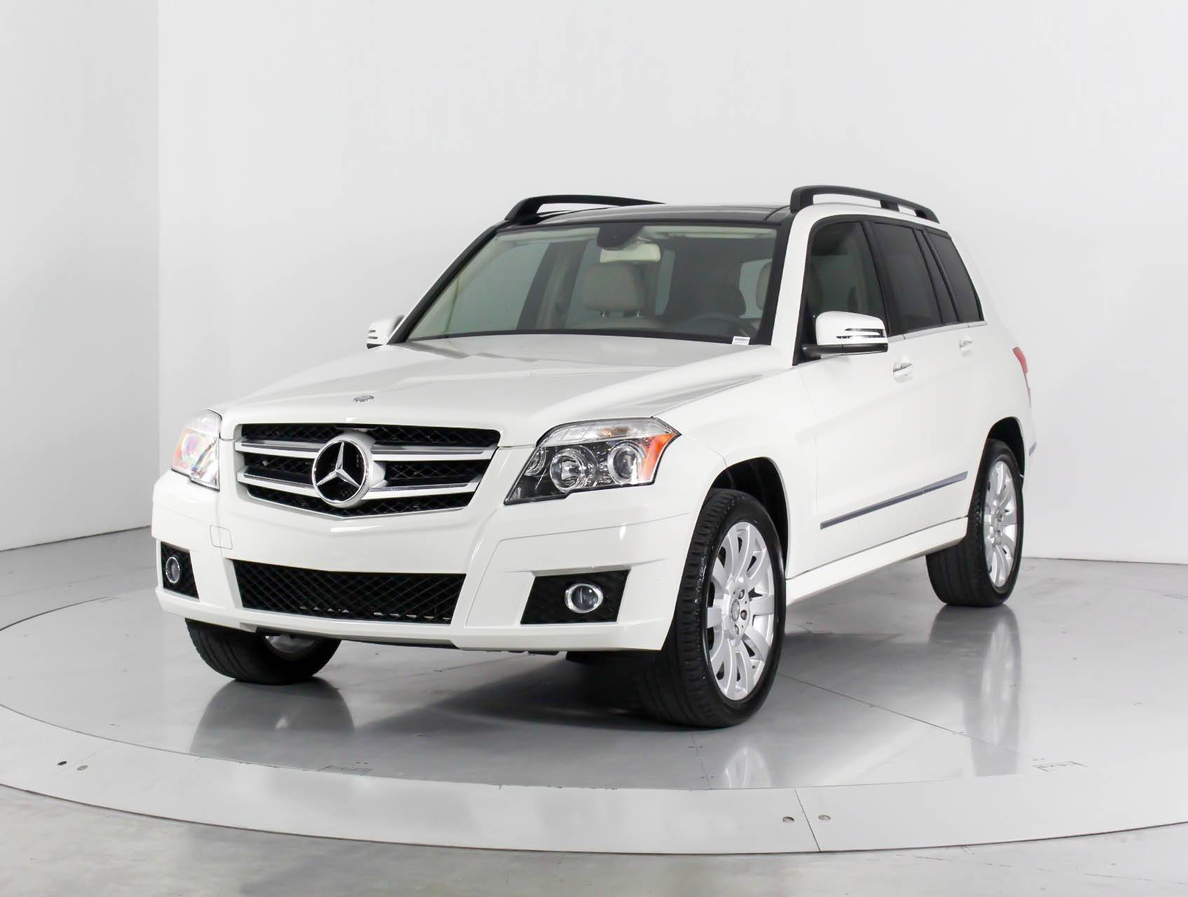Used 2012 Mercedes Benz Glk Class Glk350 Suv For Sale In West Palm